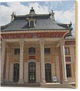 Palace Pillnitz  Wood Print