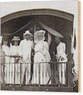 Panama Roosevelt, C1906 Wood Print