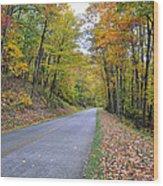 Parkway Wood Print
