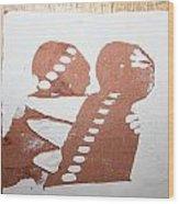 Paul - Tile Wood Print