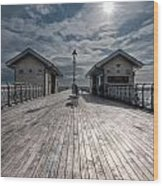 Penarth Pier 1 Wood Print