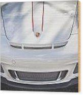 Porsche 911 Gt3 Rs 4.0 Wood Print