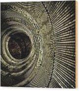 Portal Wood Print by John Monteath