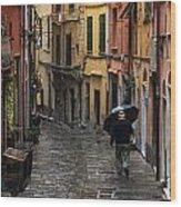 Porto Venere Italy Wood Print