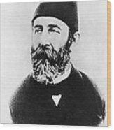 Portrait Of Djemal Pasha Wood Print