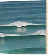 Portugal, Algarve, Sagres, View Of Wood Print