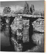 Postbridge Wood Print