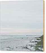 Postcard From Venice Wood Print