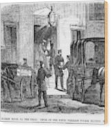 Presidential Election, 1864 Wood Print