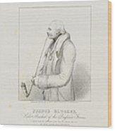 Prince Blucher Wood Print