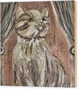 Prince Charming Wood Print
