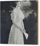 Queen Mary (1867-1953) Wood Print