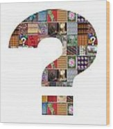Question Symbol Showcasing Navinjoshi Gallery Art Icons Buy Faa Products Or Download For Self Printi Wood Print