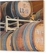 R Stuart Wine 21096 2 Wood Print