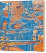 Raggaemylitis Wood Print