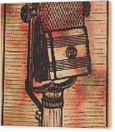 Rca 44 Wood Print