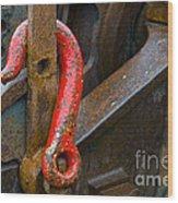 Red Hook Wood Print