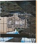 Reflections Wood Print by Marion Galt