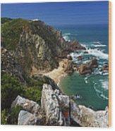 Roca Cape Wood Print