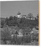 Rodbav Church Wood Print