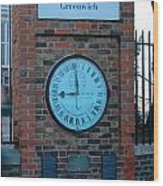 Royal Observatory Grenwich  Wood Print