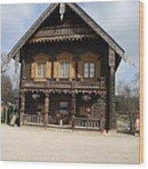 Russian Village - Potsdam Wood Print