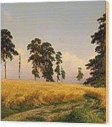 Rye Wood Print