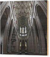 Saint Barbara Church Kutna Hora Wood Print