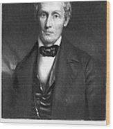 Samuel George Morton Wood Print