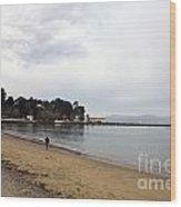 San Francisco Maritime National Historical Park Wood Print