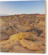 Coyote Buttes Arizona Wood Print