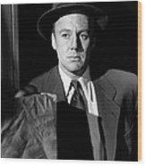 Scene Of The Crime, Van Johnson, 1949 Wood Print