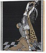 Scheherazade Wood Print