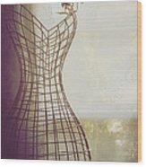 Shaded Wood Print