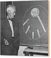 Sir Alexander Fleming Wood Print