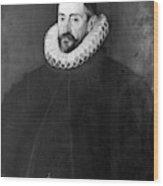 Sir Francis Walsingham (c1532-1590) Wood Print