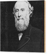 Sir George Williams (1821-1905) Wood Print