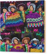 Souvenirs, Mexico Wood Print