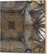 Spain. Barcelona. Church Of Santa Mar�a Wood Print