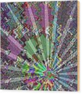 Sparkle Focus Graphic Chakra Mandala By Navinjoshi At Fineartamerica.com Fineart Posters N Pod Gifts Wood Print