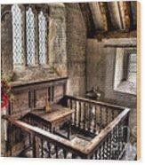 St Celynnin Church Wood Print