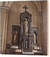 St John The Baptist Wood Print