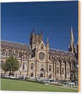 St. Mary's Cathedral Wood Print