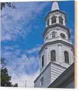 St. Michael's Episcopal Wood Print