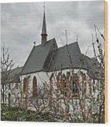 St-nikolaus Hospital  Bernkastel Wood Print