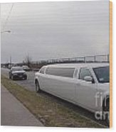 Stretch Limousine Wood Print