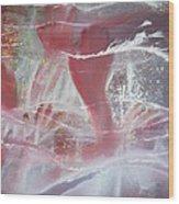 String Theory - Praise Wood Print