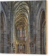 St.vitus Cathedral Wood Print
