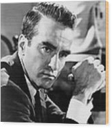 Suddenly Last Summer, Montgomery Clift Wood Print
