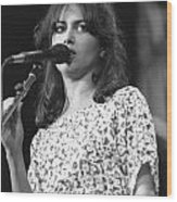 Susanna Hoffs Wood Print